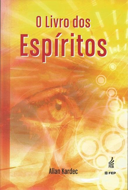 Livro dos Espíritos – LIVRARIA FEP